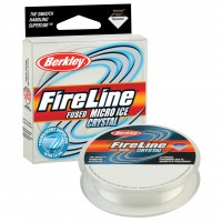 "Леска-шнур ""BERKLEY"" FireLine Micro Ice Crystal 0.10мм, 45м 1127421"