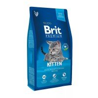 Сухой корм Brit Premium Сat Kitten для котят (курица)