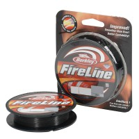 "Леска-шнур ""BERKLEY"" FireLine Smoke 0.15мм, 110м (New)"