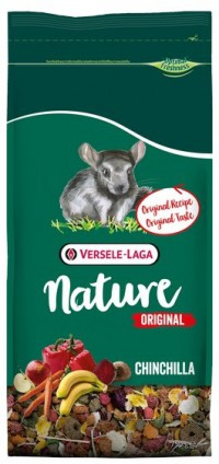 Корм для шиншилл VERSELE-LAGA Nature Original Chinchilla 750 г