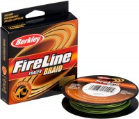 "Леска-шнур ""BERKLEY"" FireLine Braid Tracer 0.30мм, 110м 1312421"
